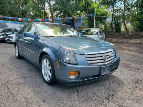 2005 Cadillac CTS for sale at New Plainfield Auto Sales in Plainfield NJ