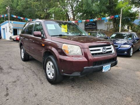 2008 Honda Pilot for sale at New Plainfield Auto Sales in Plainfield NJ