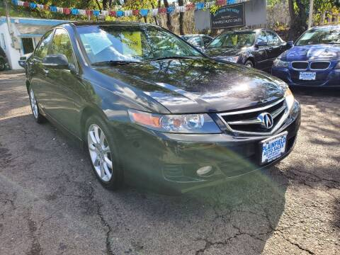 2007 Acura TSX for sale at New Plainfield Auto Sales in Plainfield NJ
