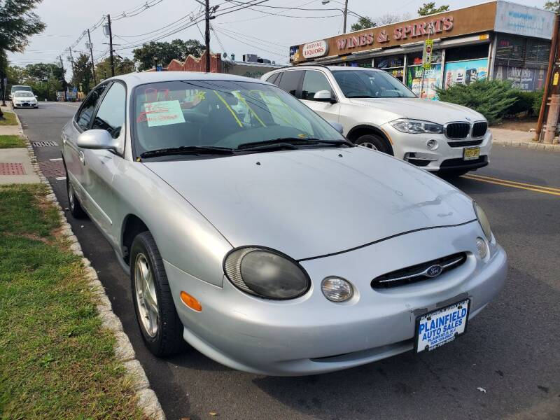 1999 Ford Taurus for sale at New Plainfield Auto Sales in Plainfield NJ