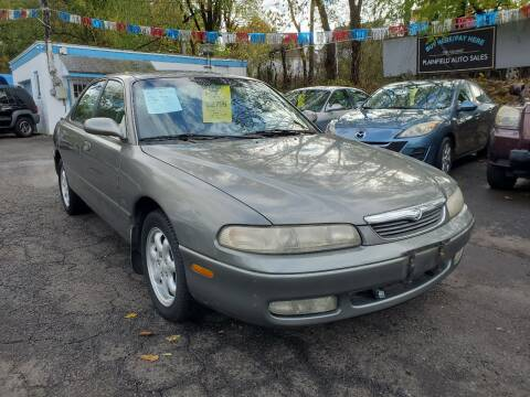 1996 Mazda 626 for sale at New Plainfield Auto Sales in Plainfield NJ