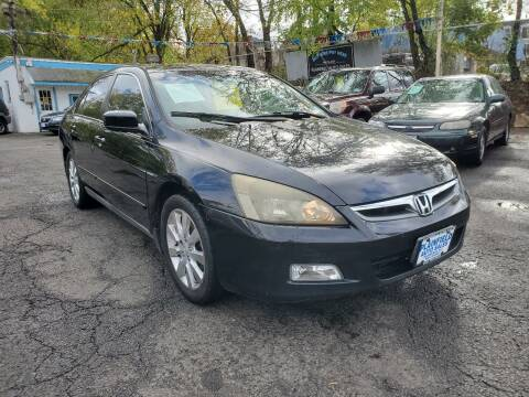 2006 Honda Accord for sale at New Plainfield Auto Sales in Plainfield NJ