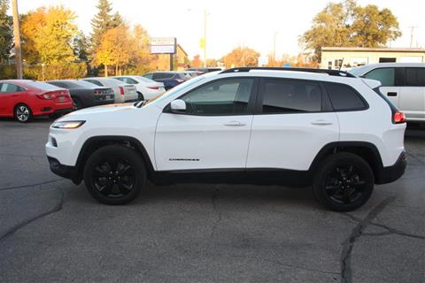 2017 Jeep Cherokee for sale in Perham, MN