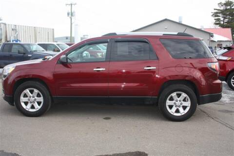2015 GMC Acadia for sale in Perham, MN