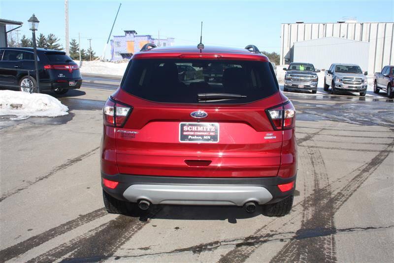 2018 Ford Escape SE (image 6)