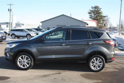 2017 Ford Escape SE for sale at SCHMITZ MOTOR CO INC in Perham MN