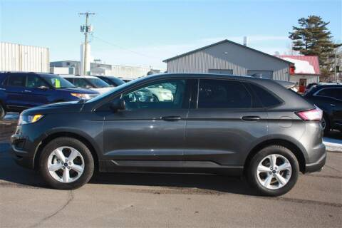 2015 Ford Edge SE for sale at SCHMITZ MOTOR CO INC in Perham MN