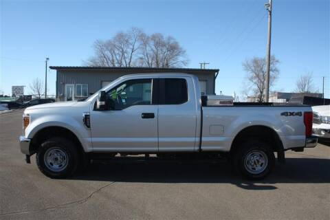 2017 Ford F-250 Super Duty for sale at SCHMITZ MOTOR CO INC in Perham MN