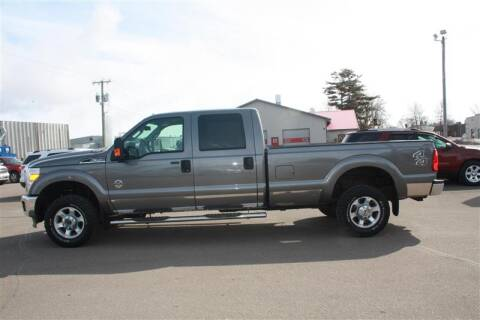 2013 Ford F-350 Super Duty for sale at SCHMITZ MOTOR CO INC in Perham MN