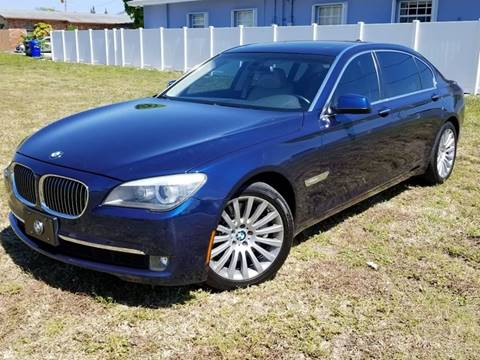 BMW Series For Sale Carsforsalecom - 2009 bmw 745