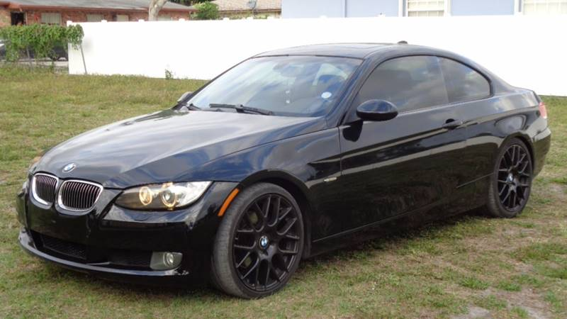 2009 bmw 3 series 328i 2dr coupe sulev in hollywood fl hollywood motor sales. Black Bedroom Furniture Sets. Home Design Ideas