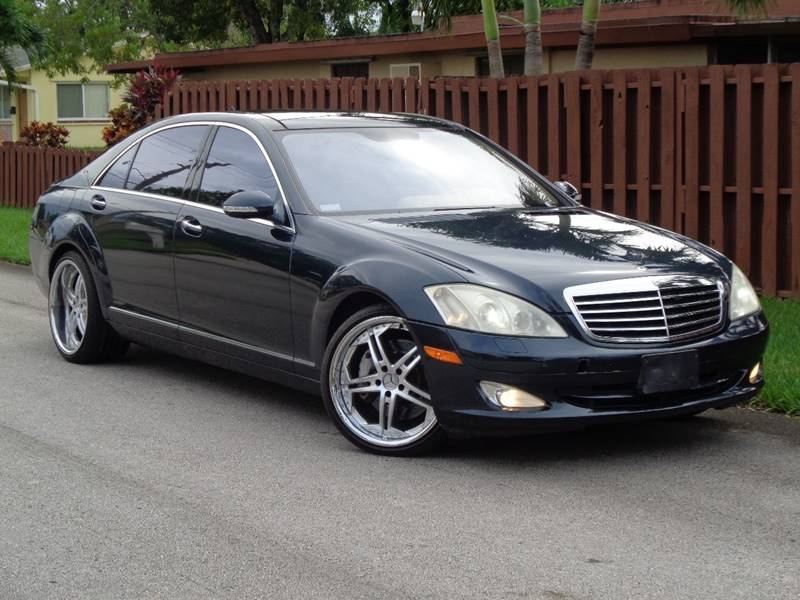 2007 mercedes benz s class awd s 550 4matic 4dr sedan in for 2007 mercedes benz s550 4matic