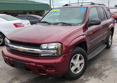 2005 Chevrolet TrailBlazer $5,999