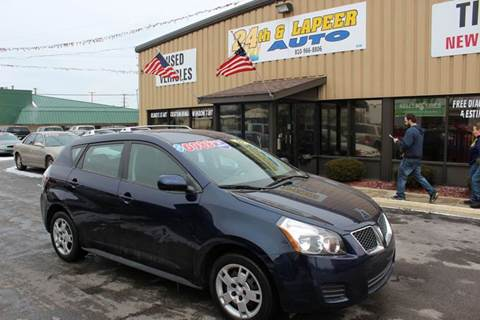 2009 Pontiac Vibe for sale in Port Huron, MI