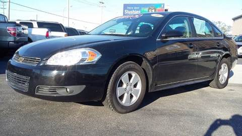 2010 Chevrolet Impala for sale in Port Huron, MI