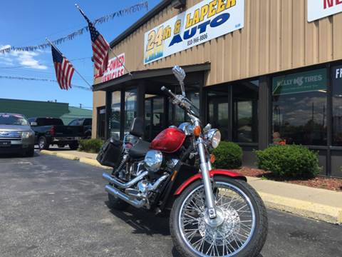 2003 Honda Shadow for sale in Port Huron, MI