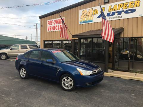 2008 Ford Focus for sale in Port Huron, MI