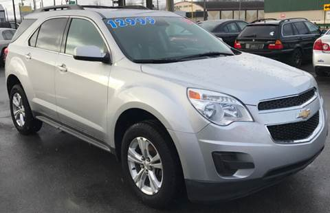 2014 Chevrolet Equinox for sale in Port Huron, MI