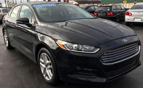 2014 Ford Fusion for sale in Port Huron, MI