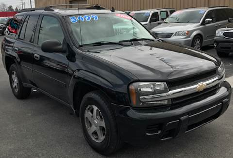2006 Chevrolet TrailBlazer for sale in Port Huron, MI