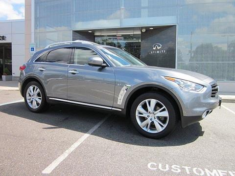 2014 Infiniti QX70 for sale in Clifton NJ