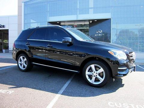 2016 Mercedes-Benz GLE for sale in Clifton NJ
