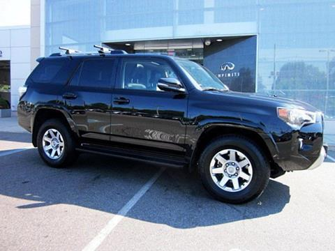 2016 Toyota 4Runner for sale in Clifton NJ