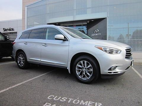 2014 Infiniti QX60 for sale in Clifton NJ