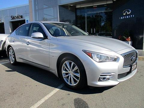 2014 Infiniti Q50 for sale in Clifton NJ