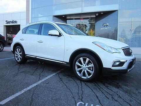 2017 Infiniti QX50 for sale in Clifton NJ