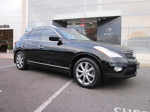 2013 Infiniti EX37 for sale in Clifton, NJ