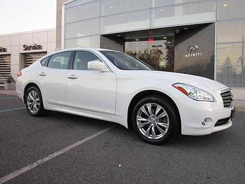 2013 Infiniti M37 for sale in Clifton NJ