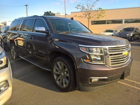2015 Chevrolet Suburban for sale in Clifton, NJ