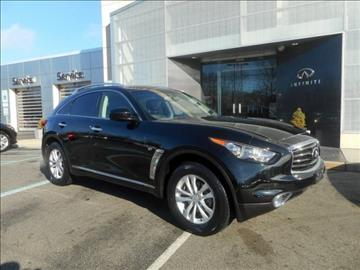2014 Infiniti QX70 for sale in Clifton, NJ