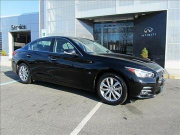 2014 Infiniti Q50 for sale in Clifton, NJ