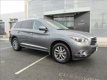 2015 Infiniti QX60 for sale in Clifton, NJ
