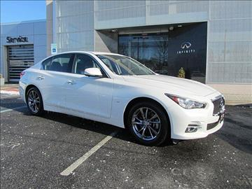 2015 Infiniti Q50 for sale in Clifton, NJ