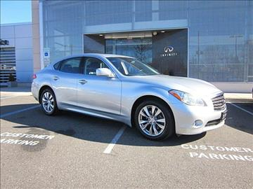 2012 Infiniti M56 for sale in Clifton, NJ