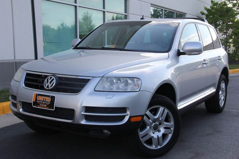 sale in auto for alstyne volkswagen van details at inventory touareg hunkle tx