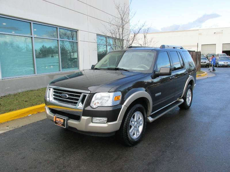 Ford Explorer In Chantilly VA United Auto Outlet - 2006 explorer