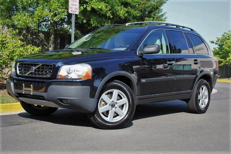 2006 Volvo Xc90 >> 2006 Volvo Xc90 2 5t In Chantilly Va United Auto Outlet