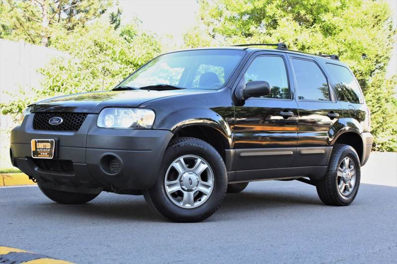 Ford Escape XLS In Chantilly VA United Auto Outlet - 2005 escape
