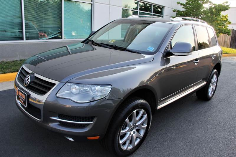 2010 volkswagen touareg vr6 fsi in chantilly va - united auto outlet