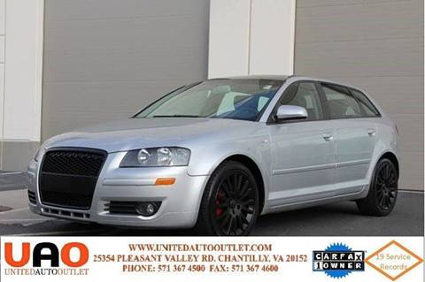 2006 Audi A3 for sale in Chantilly, VA