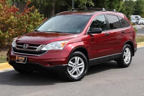 2010 Honda CR-V for sale in Chantilly, VA