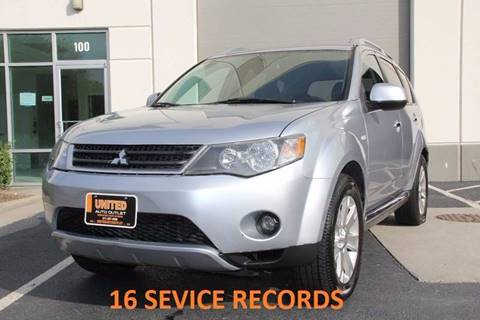 2008 Mitsubishi Outlander for sale in Chantilly, VA