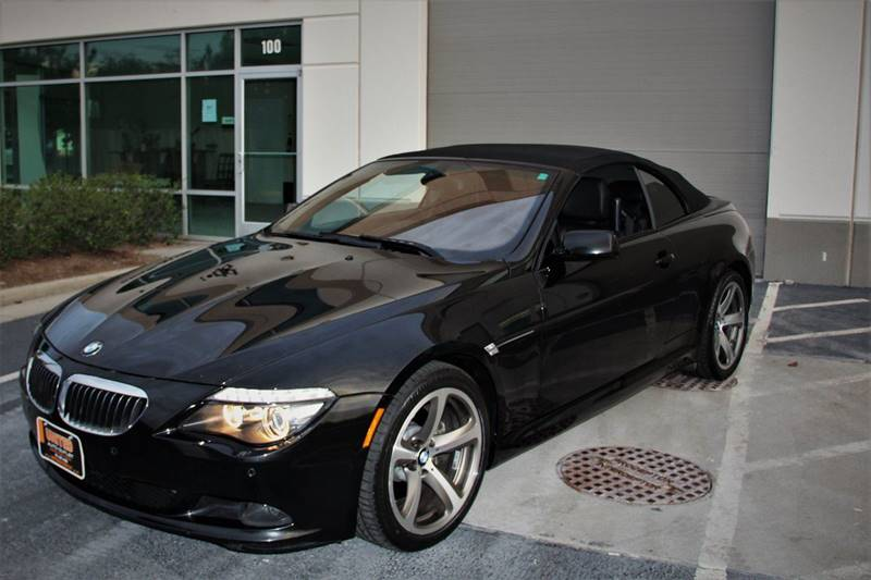 BMW Series I In Chantilly VA United Auto Outlet - 2009 bmw 645