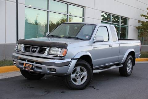 2000 Nissan Frontier for sale in Chantilly, VA