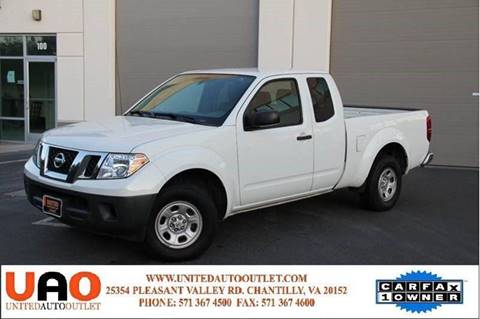 2013 Nissan Frontier for sale in Chantilly, VA