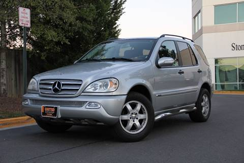 2004 Mercedes-Benz M-Class for sale in Chantilly, VA